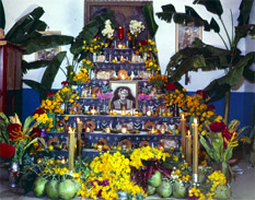 La fiesta del Día de los Muertos, un patrimonio inmaterial de los pueblos indígenas