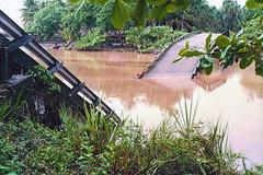 Escena de desastres naturales (Foto UN)