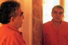 García Márquez frente al espejo (Foto UN)