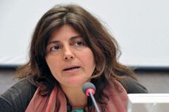 Magdalena Sepúlveda (Foto UN/ V.Martin)