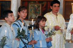 Celebración ortodoxa de Pascuas (Foto WCI)