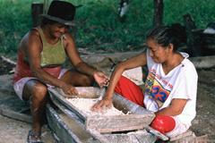 Cocina tradicional rural (Foto WB)