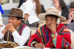 Delegados del Ecuador (Foto UN)