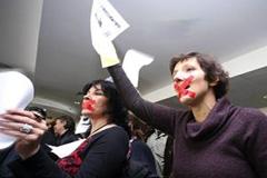 Por la libertad de expresión (Foto LDD)