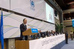 Primera Asamblea sobre Medio Ambiente (UN)