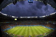 Un estadio multicultural (foto FIFA)