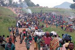 Refugiados, catástrofe humanitaria (Foto UN)