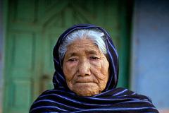 El 49% de los ancianos sin pensión de vejez (WB)
