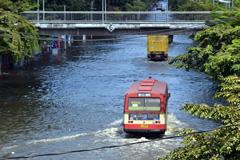 Inundaciones callejeras (foto WB)