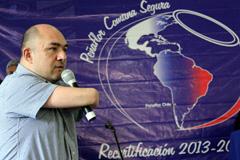 Carlos Kaiser Director de Inclusiva (Foto Ong)