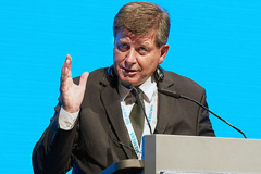 Guy Ryder Director de la OIT (Foto ILO)