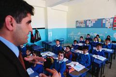 Clave el rol de los docentes (Foto WB)