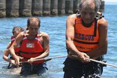Rescate de adultos mayores (Foto HAI)