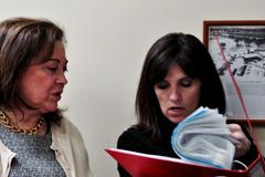Pocas mujeres en cargos directivos (Gemper)