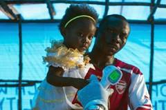 Infancia mundial: 62 millones de niños en riesgo de crisis humanitaria