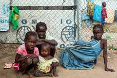 Niñas africanas expuestas a mutilaciones (UN)