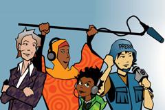 Día Mundial de la Radio (Logo Unesco)