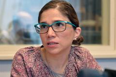 Catalina Devandas Aguilar, experta (UN)