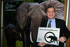 Campaña para proteger los elefantes (Cites)