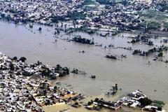 Un caso de inundación en Pakistán (IOM)