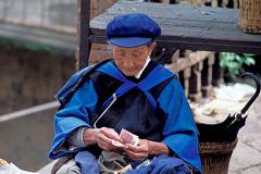 Trabajo por cuenta de una anciana (WB)