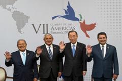 Ban en Cumbre Latinoamericana (UN)