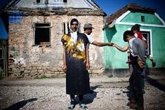 Gitanos Rumania (Foto Y. Seiler)
