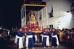 Una procesión de Popayán (Colombia) (Unesco)