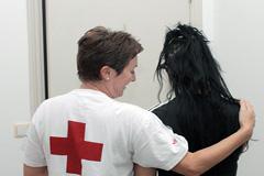 Apoyo psicológico para víctimas de guerras (CRE)