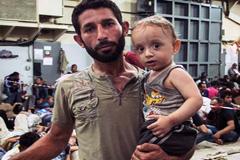 Refugiados del mediterráneo (UN)