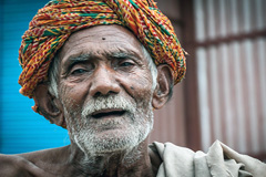 Los ancianos merecen más atención (D.R)