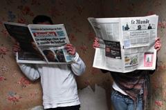 Prensa francesa (Archivo)