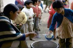 Inversión social para erradicar el hambre (WB)