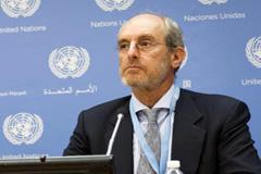Gabor Rona, experto sobre mercenarios (UN)