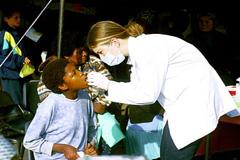 OPS destaca logros de salud en Cuba (BW)