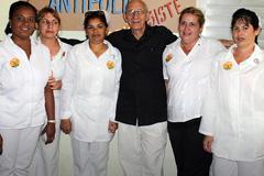 Trabajadores de la Salud (WHO)