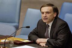 Jean Arnault, delegado de la ONU en La Habana (UN)