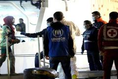 Agencias humanitarias asisten a migrantes (UN)