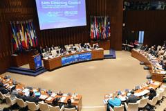 Reunión del Consejo Ejecutivo de la OPS.