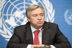 Antonio Guterres Alto Comisionado (HCR)