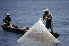 La pesca depende de oceános sanos (WB)