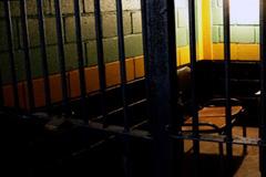 Celda de un condenado a muerte (UN)