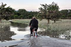Inundaciones causadas por el Niño (OMM)