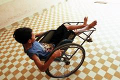 Incluir a discapacitados en un mundo sostenible (WB)