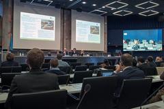 Reunión de expertos del Grupo Temático (ITU)