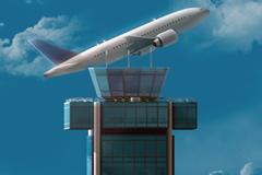 El transporte aéreo en auge (LDD)