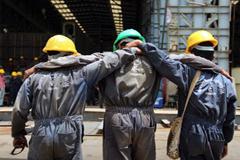 Migrantes, principal fuerza laboral  (ILO)