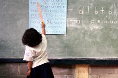 Preocupa analfabetismo de niñas (WB)