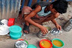Desperdicio de comida a pesar de la pobreza