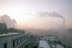 Aire contaminado un factor de muerte (WB)